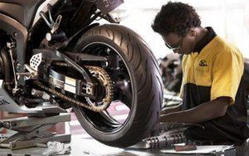 Mecânica de Moto